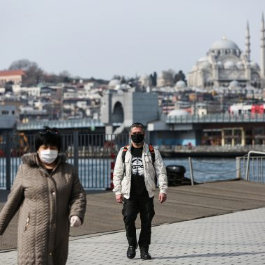 Additional Steps Taken by Turkey to Stop New Infections