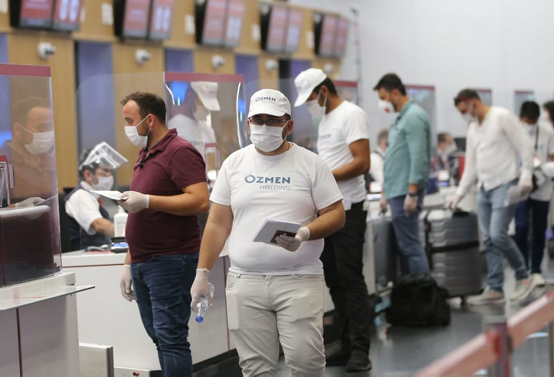 Turkey is not experiencing 2nd wave of virus, minister says