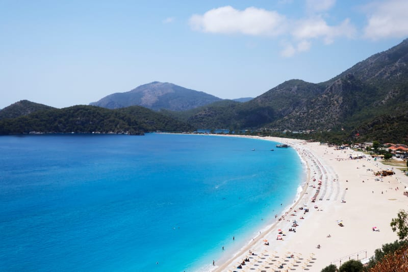 Most of Turkey's tourism facilities to reopen in July, minister says