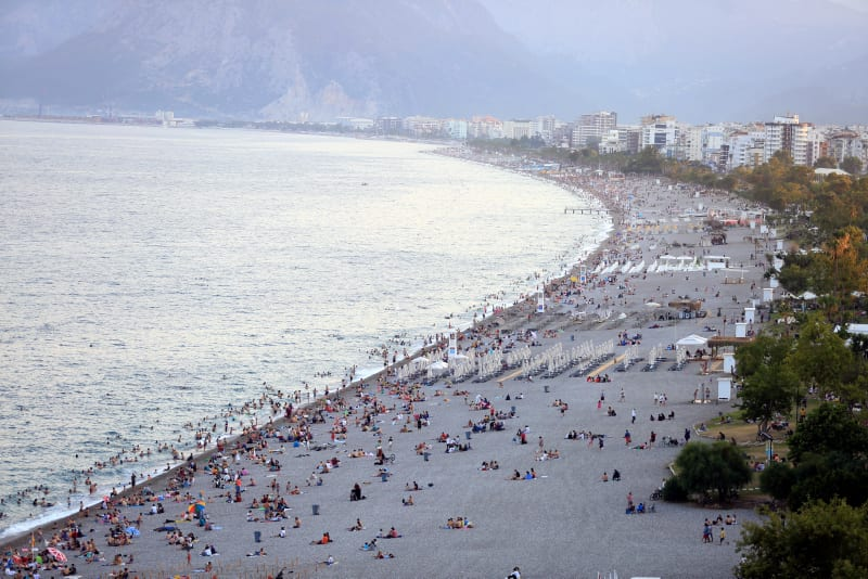 Antalya ready to welcome tourists from Ukraine