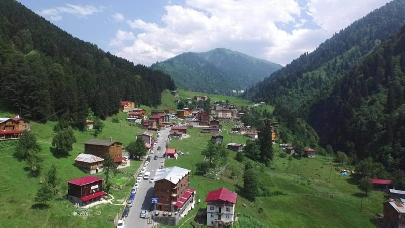 Turkey's Verdant Ayder Plateau to be transformed into new holiday spot