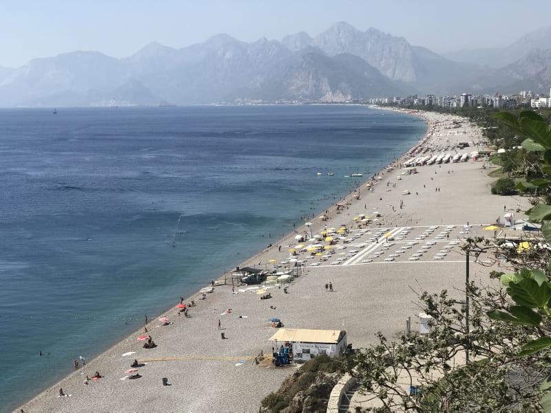 Over 1.5 million tourists visit Turkey's Antalya despite COVID-19