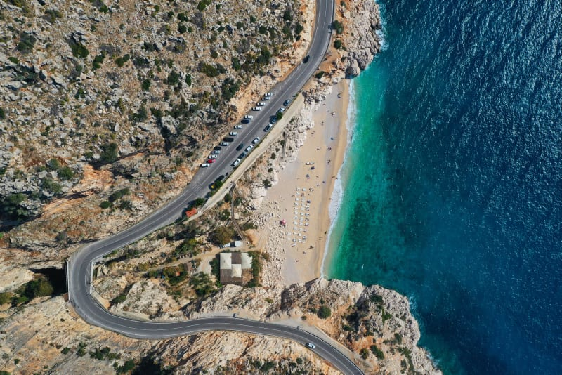 Turkey's southern Antalya province welcomes 3 million tourists in 10 months