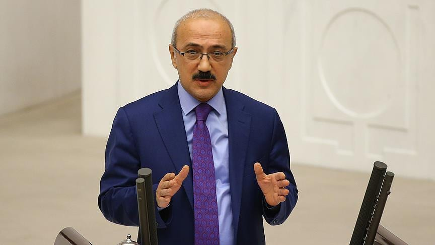 Erdoğan appoints Lütfi Elvan as new finance minister