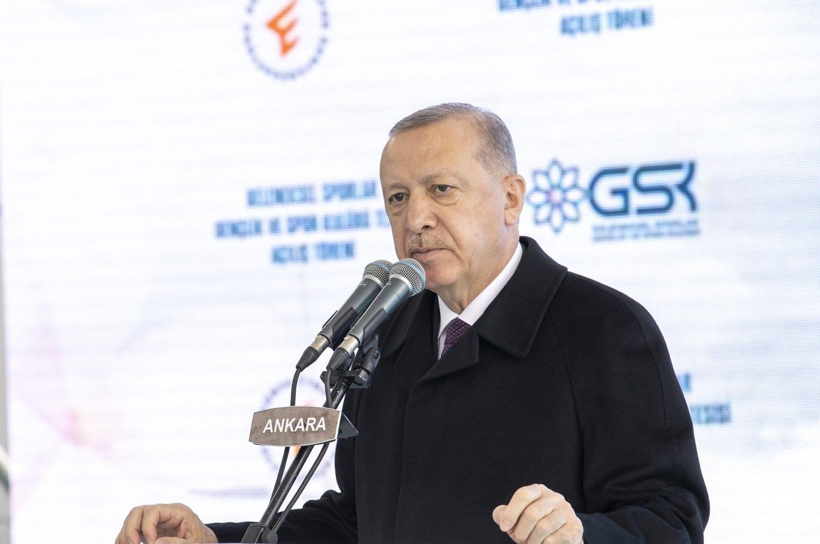 Turkey's President Erdoğan shares 1st message on Telegram