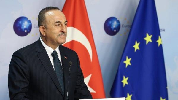 Turkish FM Çavuşoğlu embarks on historic visit to Brussels to consolidate Turkey-EU ties