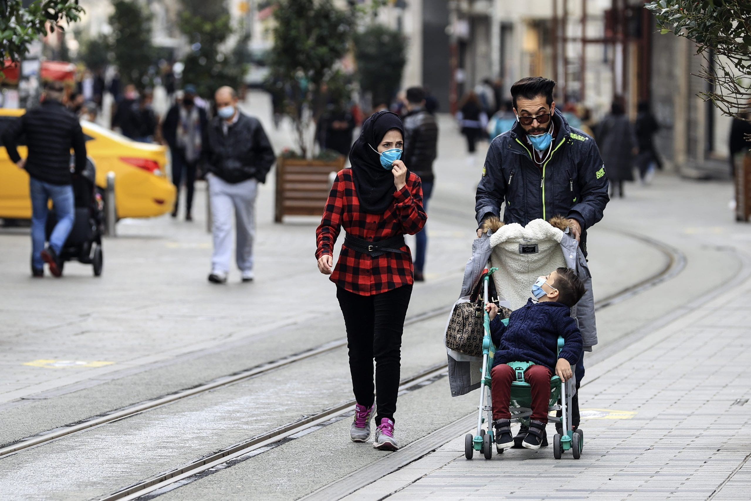 Vaccine expectations amid COVID-19 outbreak in Turkey