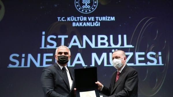 Стамбульский музей кино открывает свои двери для ценителей искусства