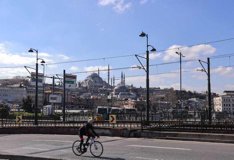 Istanbul hospitals now less busy amid COVID-19 pandemic