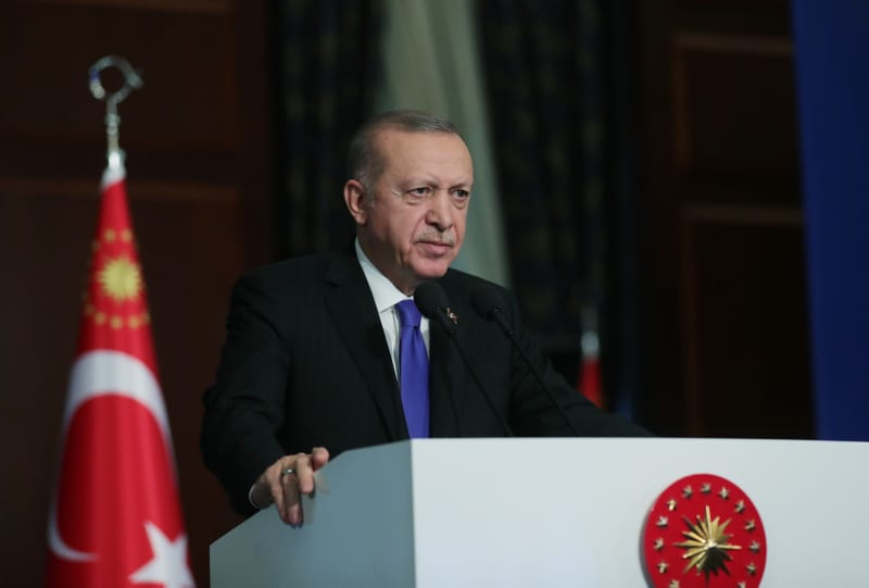 Turkish foreign exchange reserves have grown from $27.5B in 2002 to $95B – Erdoğan