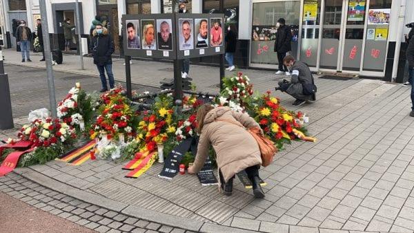 Турция призывает к действиям против расизма в годовщину теракта в Ханау (АА Фото)