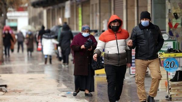Общее число заболевших в Турции превысило 3,2 миллиона