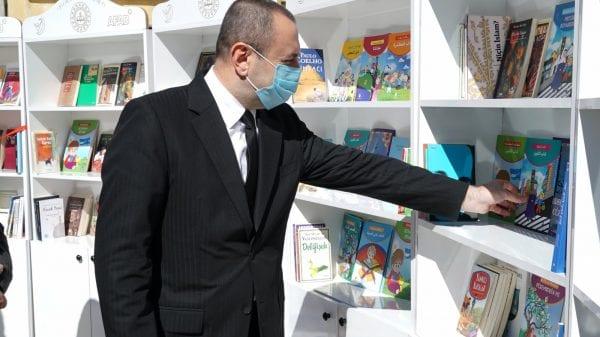 Турецкая группа помощи открыла 400 библиотек в Сирии