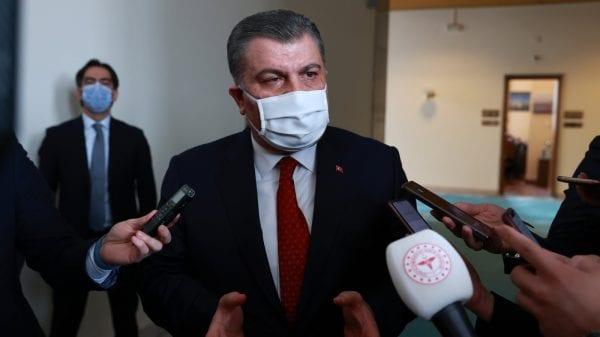 Турция начнет введение вакцины от Pfizer-BioNTech в ближайшие несколько дней
