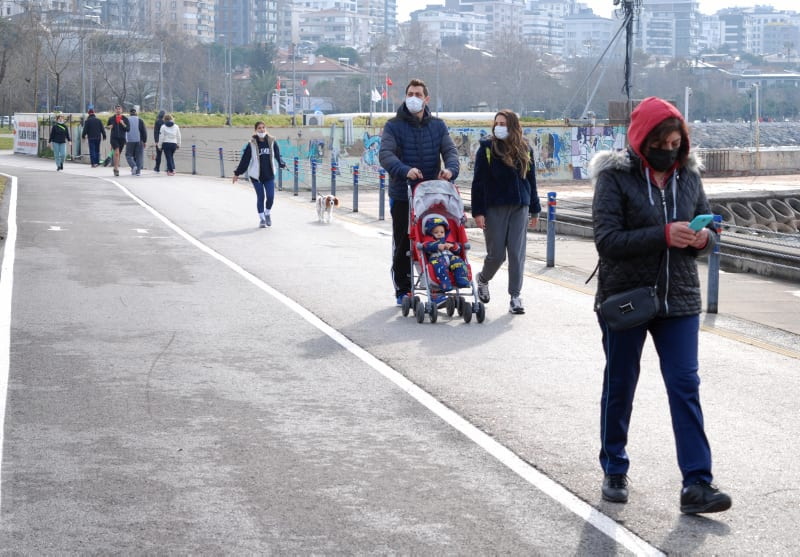 Turkey sees over 21,000 new coronavirus cases