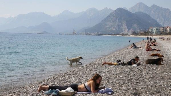 Турция ожидает большое количество туристов из Великобритании