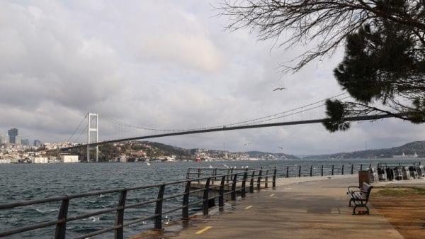 Крупный проект Galataport в Стамбуле будет запущен в эксплуатацию с апреля