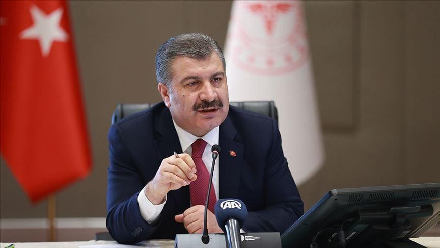 Koca hails Turkey's struggle against COVID-19 pandemic