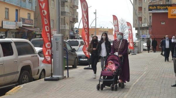 Turkey re-enforced weekend curfews amid surging coronavirus cases
