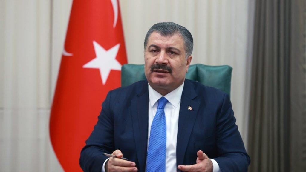 Turkey reportes more than 42,000 new coronavirus cases