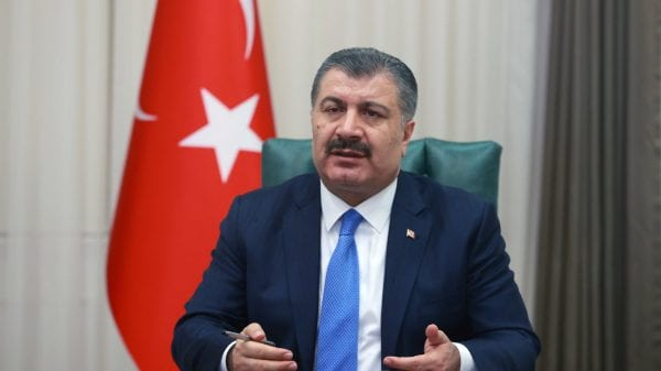 В Турции зарегистрировано более 42,000 новых случаев коронавируса