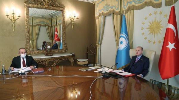 Тюркский совет почтил память жертв геноцида азербайджанского народа 1918 года