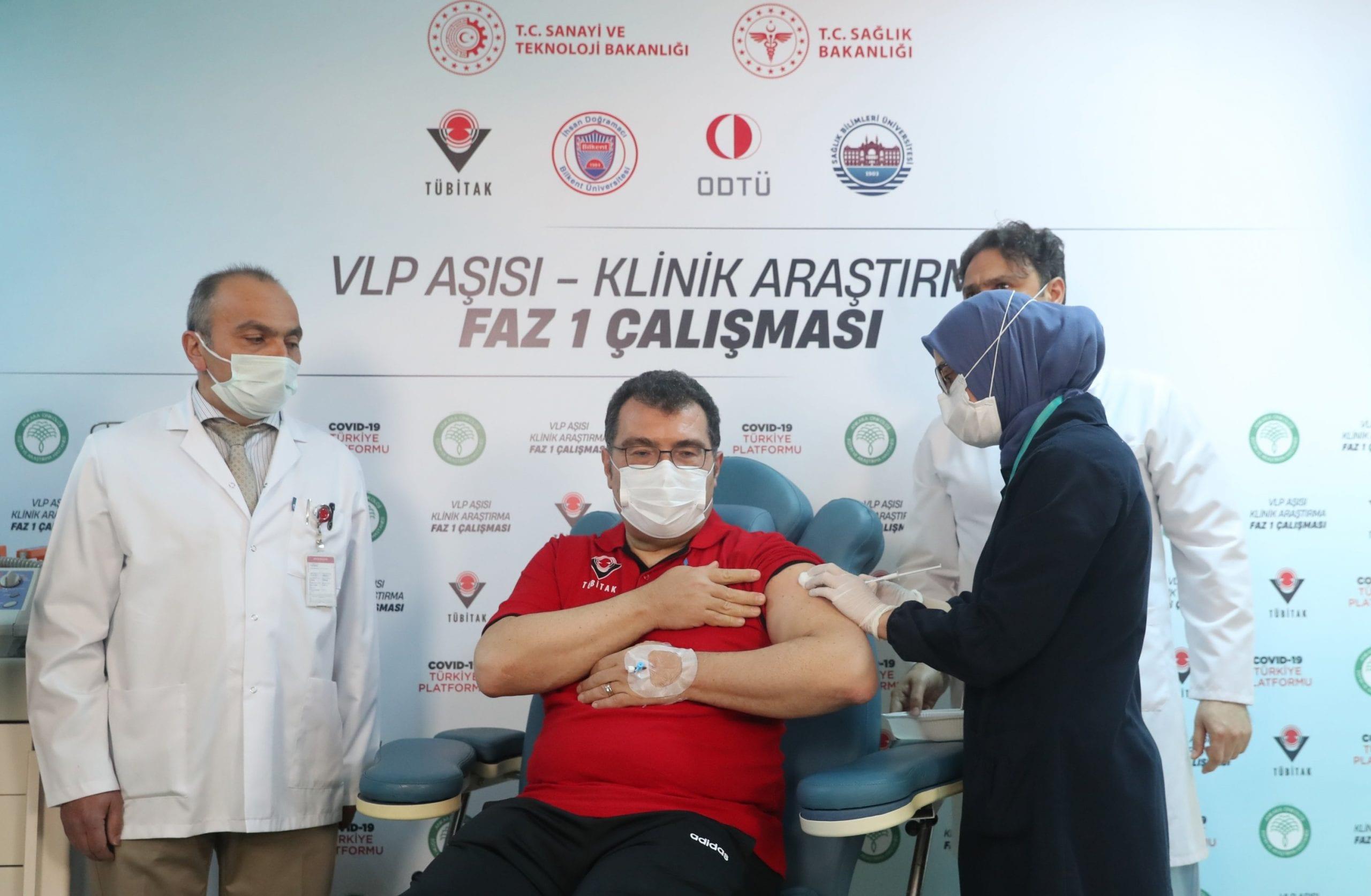 Turkish vaccine candidates report progress in development