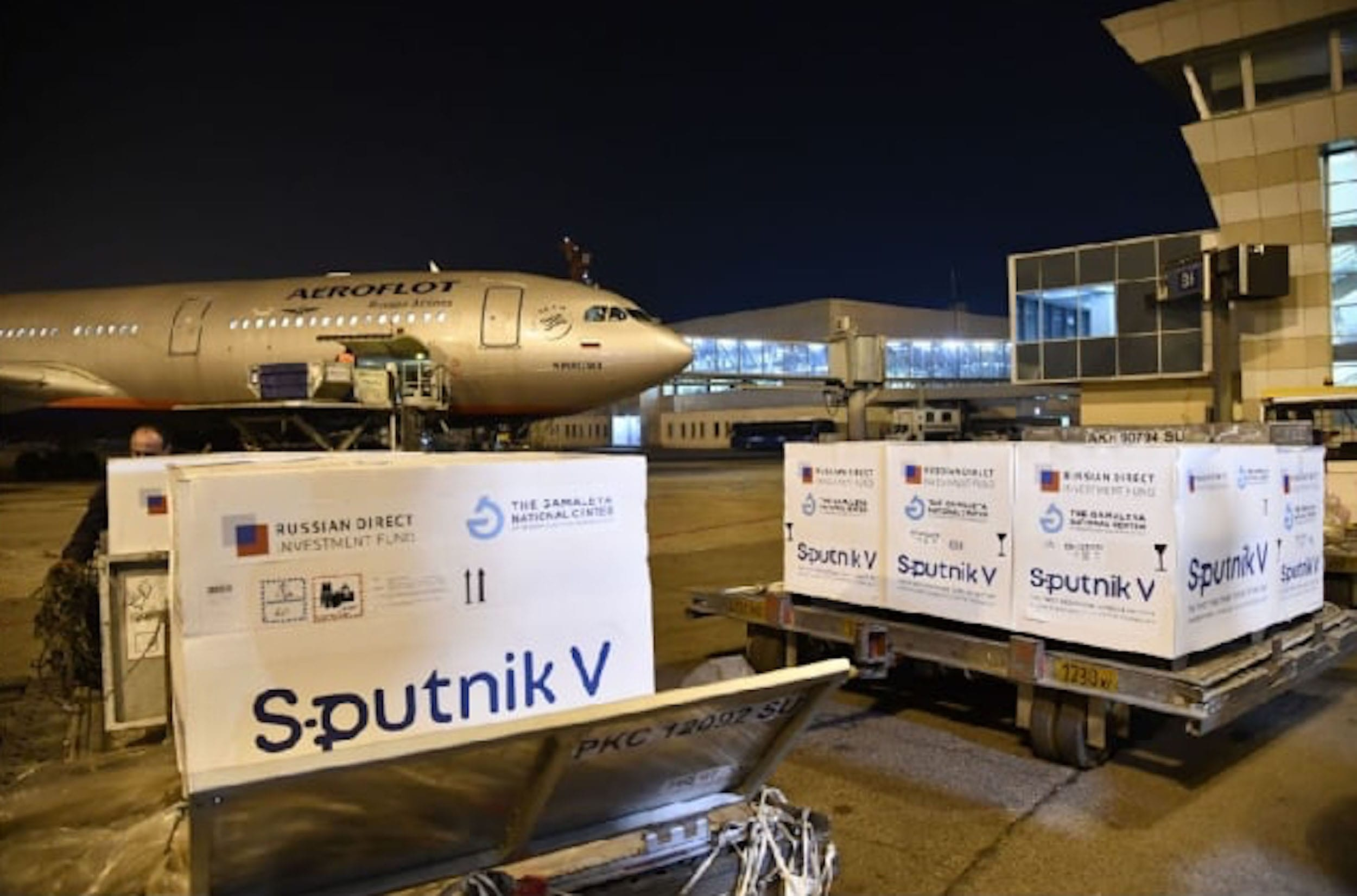 Turkey to receive Russia's Sputnik V vaccine in early May