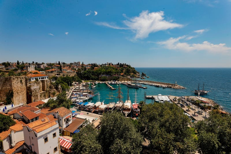 SunExpress to start flights between Turkey's Antalya and Slovenian capital Ljubljana