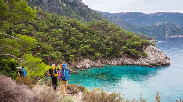 Турецкая туристическая индустрия превзошла показатели, которые были до COVID-19