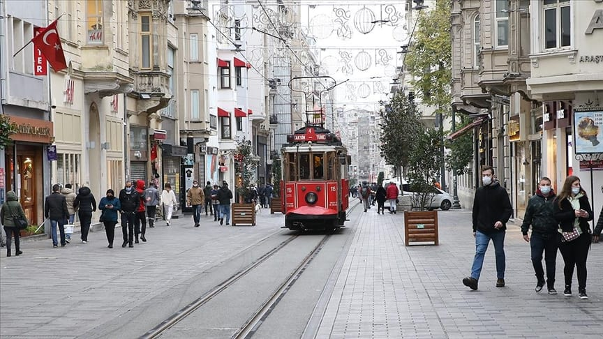 July drives Turkish citizens' card spending to the highest level since COVID-19 outbreak