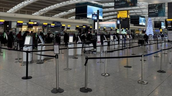 Travels between Turkey and England resume as required quarantine ends