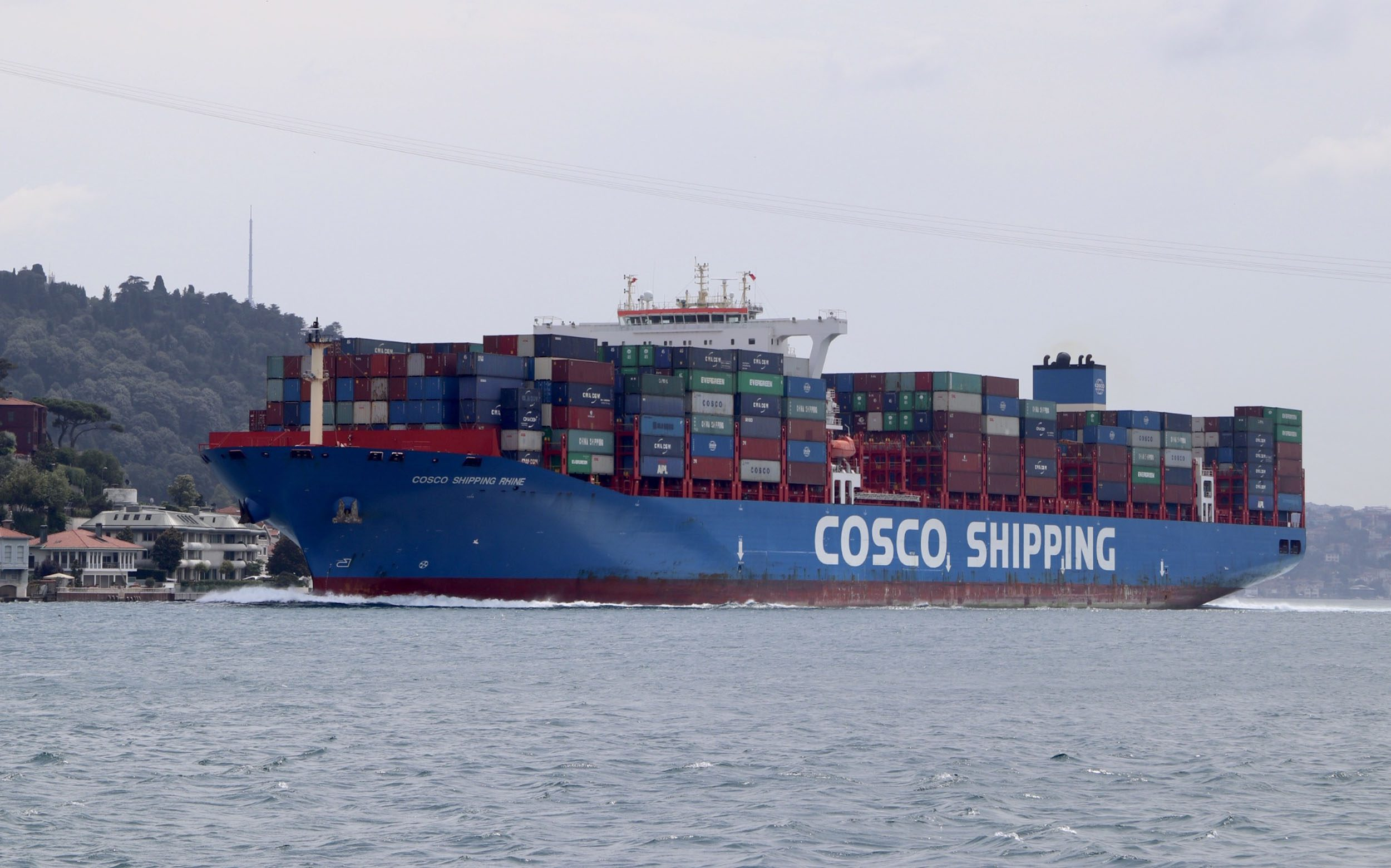 Turkey's global export share reaches 1%, Erdogan says