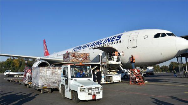 Turkey donated 200 thousand doses of Sinovac vaccine to Uzbekistan